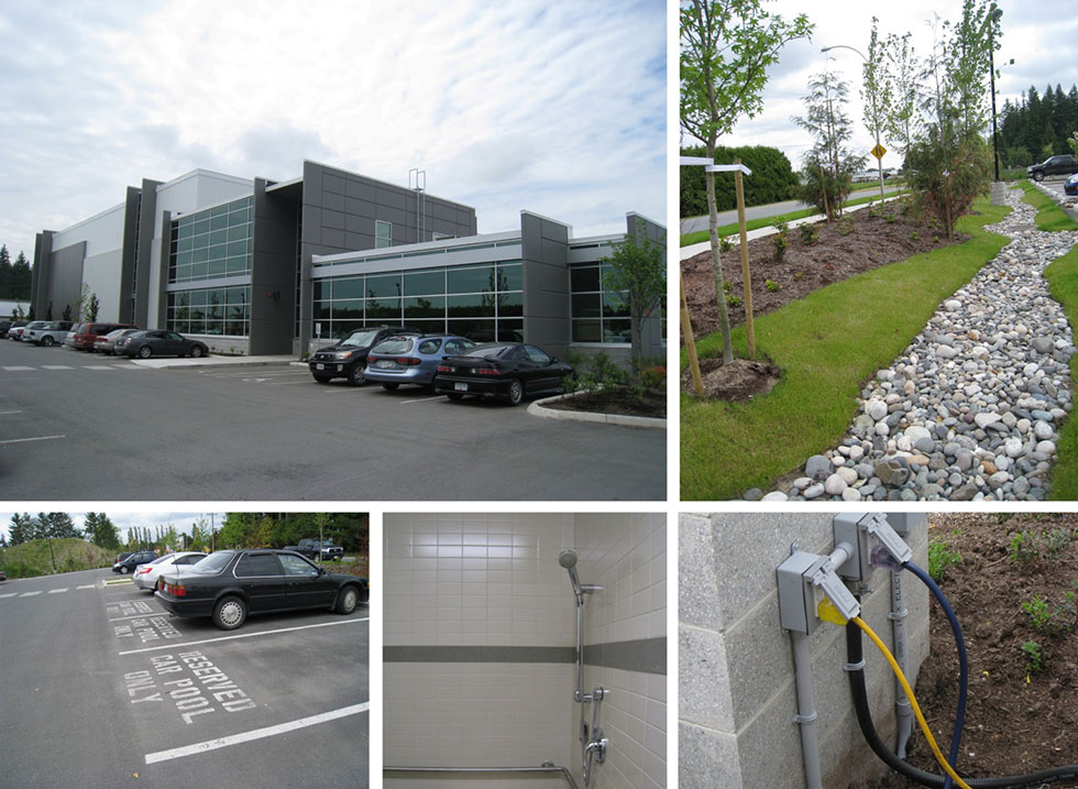 Sustainable Development: Cloverdale Cold Storage - Pacific Land Group Sustainability Projects.