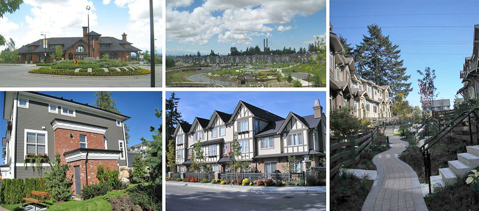 Delsom Estates / Sunstone Community / Delta, BC -PLG Residential Development.