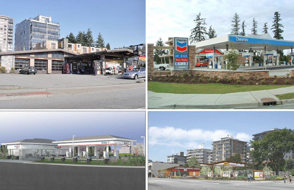 Gas Stations - Commercial & Industrial Development By Pacific Land Group